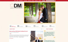 DM Studio2 Photography website done in Wordpress